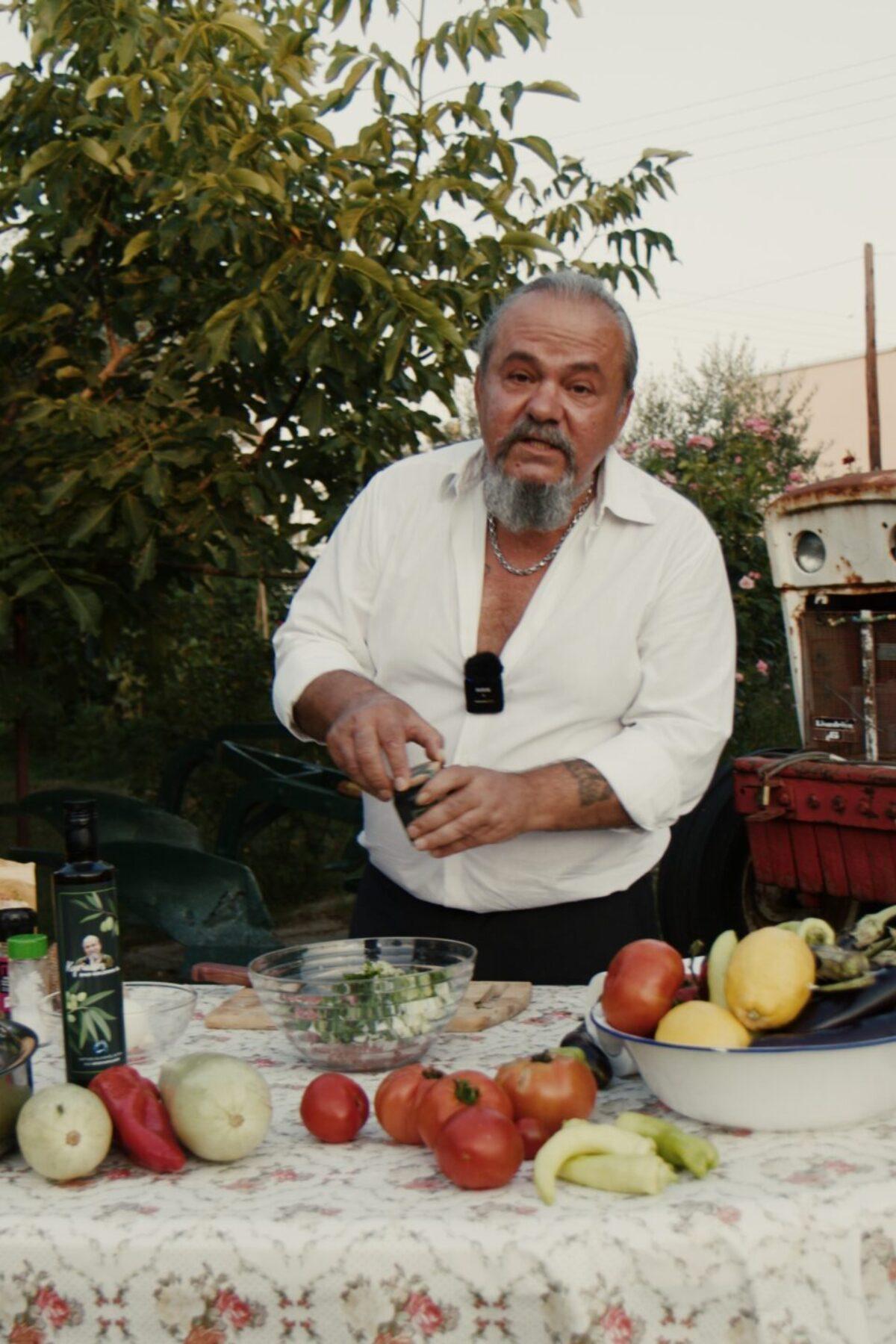 Griechischer Grillteller nach Kyriakos BBQ Art