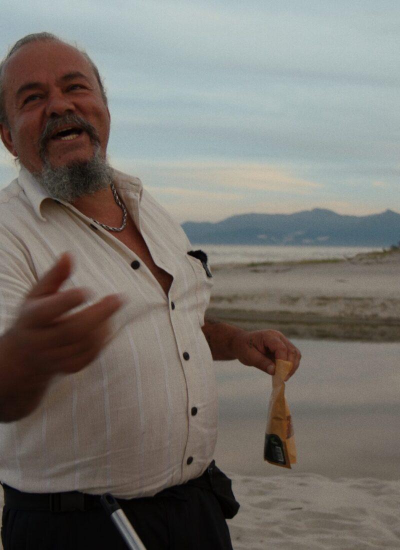 Kritharaki original griechische Reisnudeln mit Meeresfrüchten